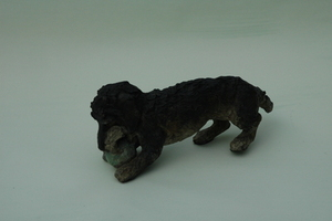 THE LITTLE MITZE BRONZE BY JUDY BOYT