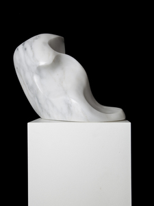 RECLINING WAVE Marble 2016 unique
