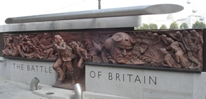 The Battle of Britain Monument by Paul Day